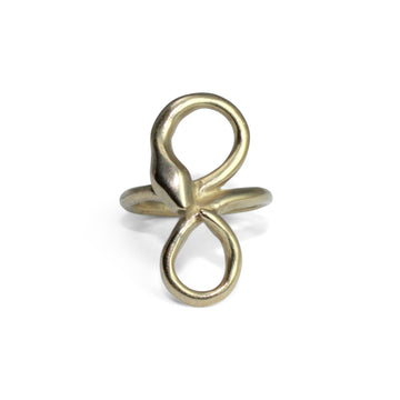Ouroboros Ring | Bronze