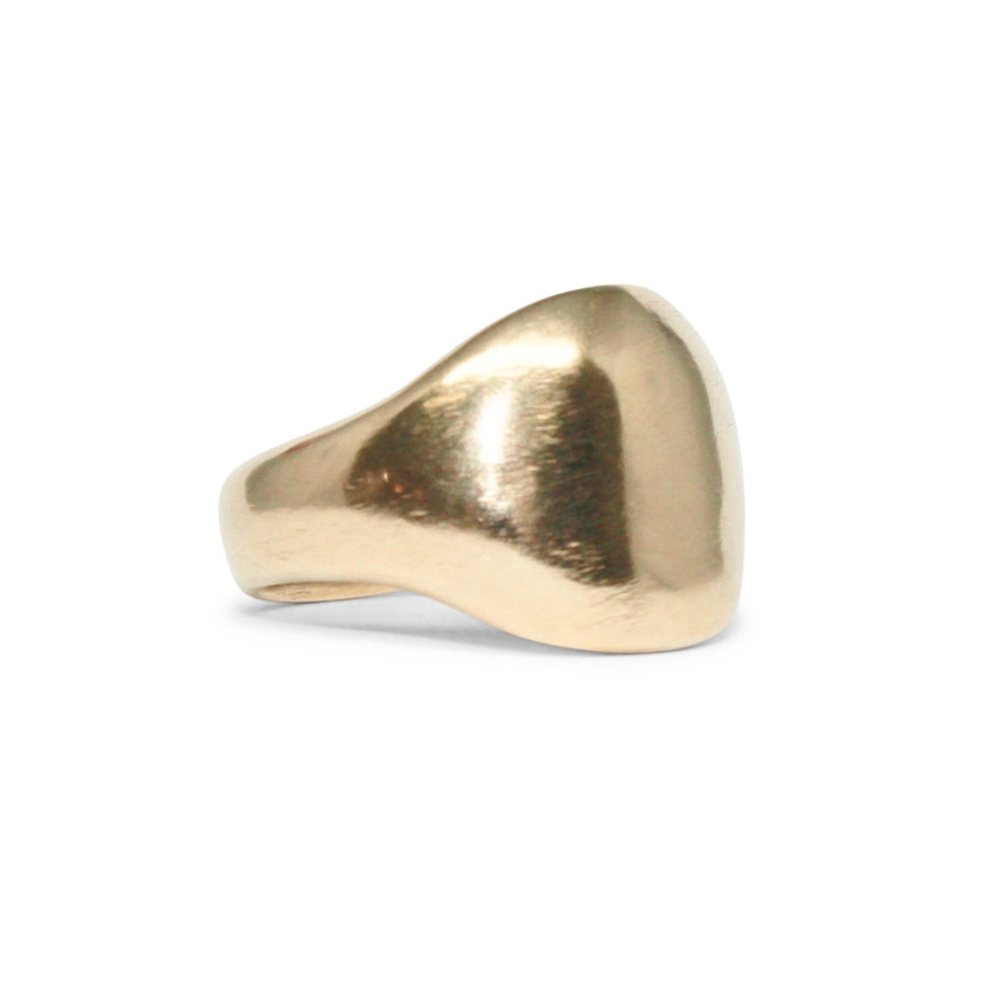 Cocoon Ring | Bronze