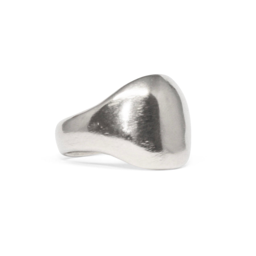 Cocoon Ring | Silver