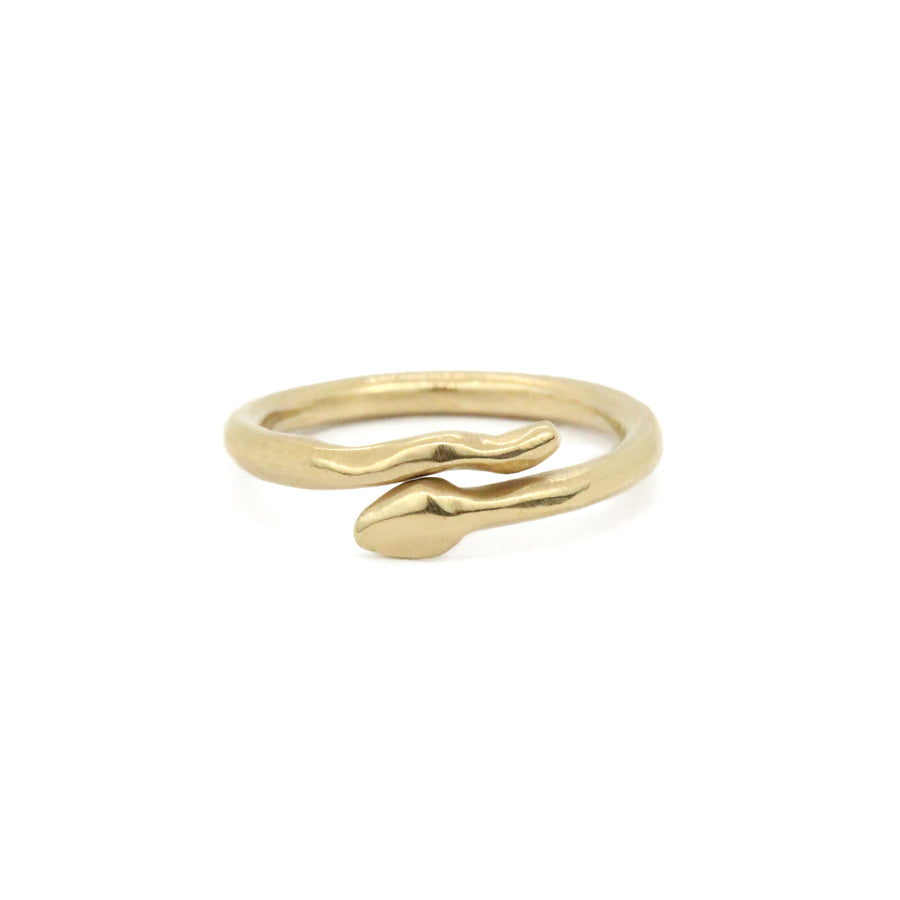 Desert Dweller Pinky Ring | Gold