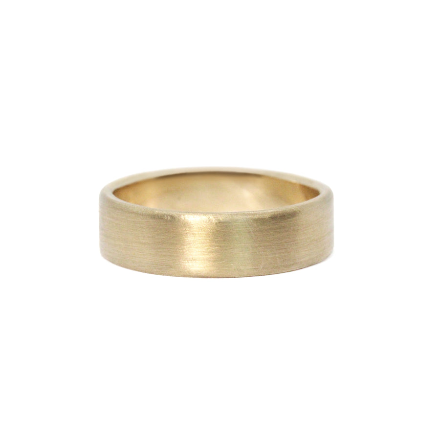 Timber Band | 6mm | Gold