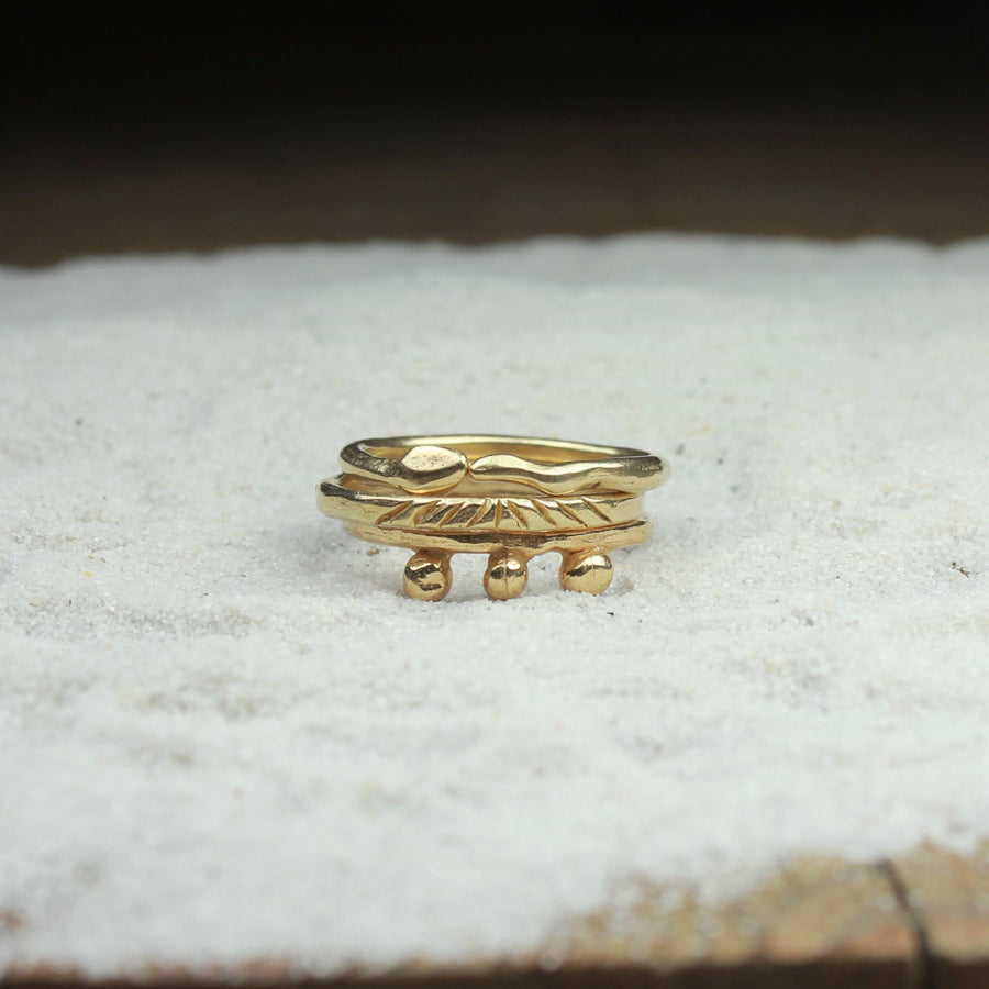 Fates Ring | Gold