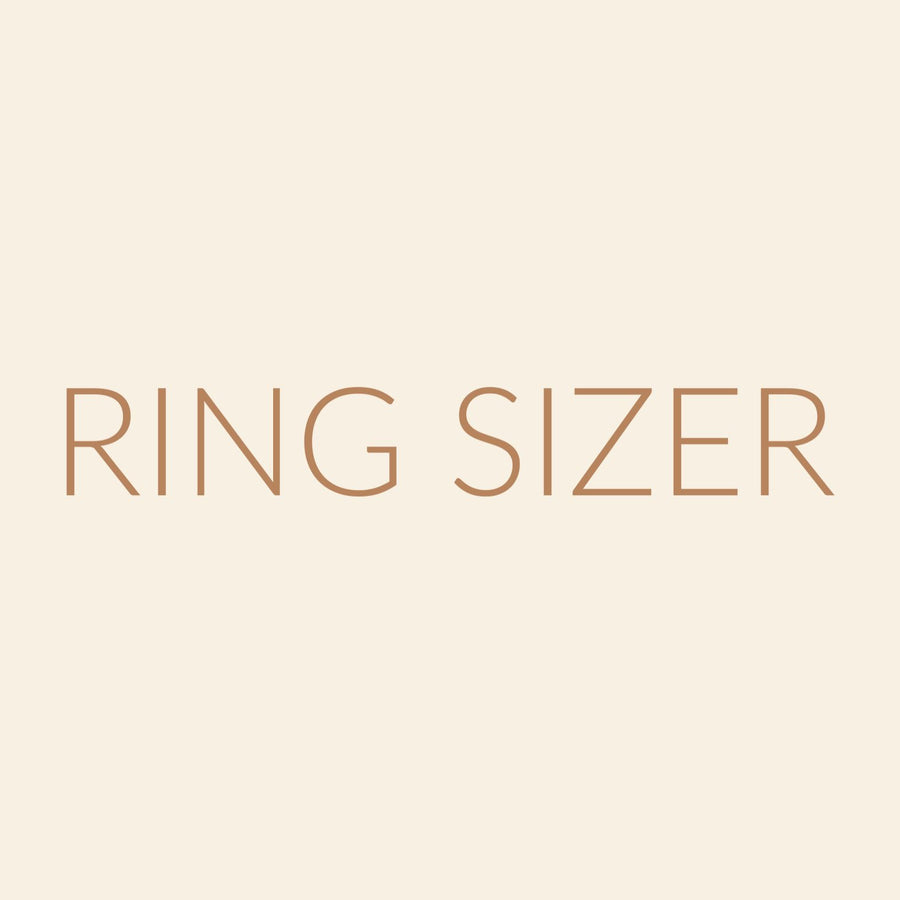 COMPLIMENTARY RING SIZER