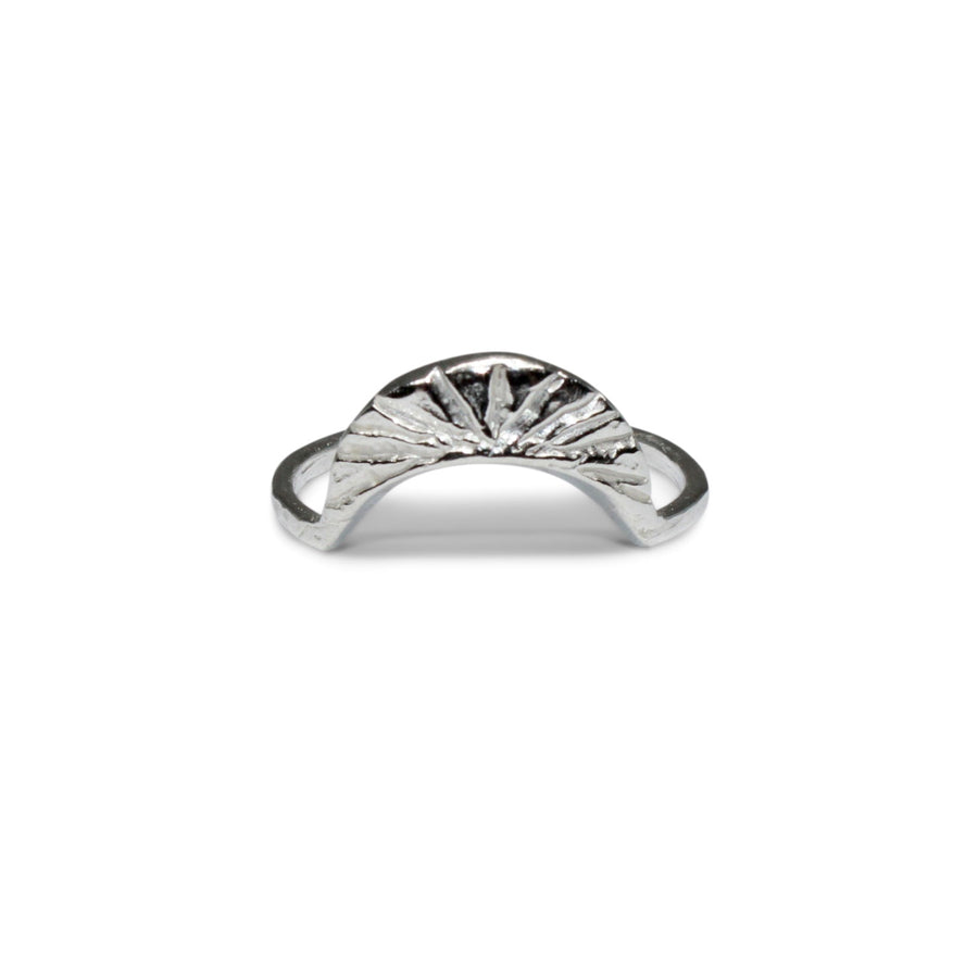 Halo Ring | Silver