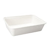 Bagasse containers 17oz, deep (500 pcs.) - Naturally Chic