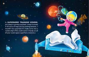 Superhero Training School  - The Book