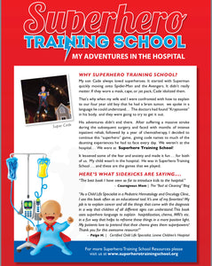 Superhero Training School - The Book (Package of 25) - 25% Savings!