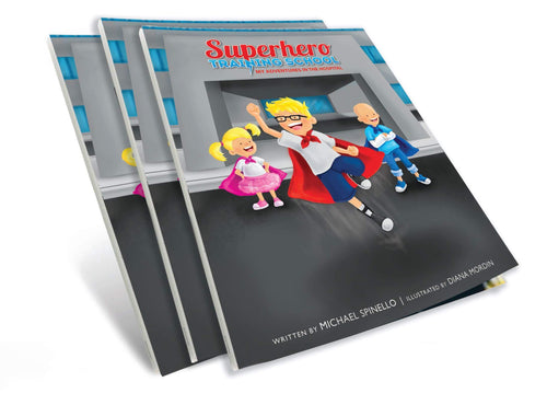 Superhero Training School - The Book (Package of 50) - 30% Savings!