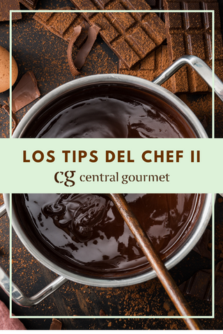 tips del chef central gourmet
