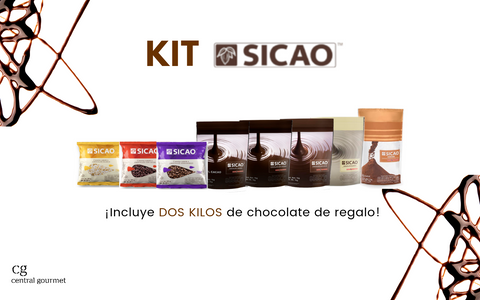 Kit de Chocolates SICAO
