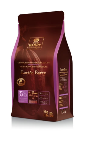 Chocolate con leche 35% cacao - lactée Barry