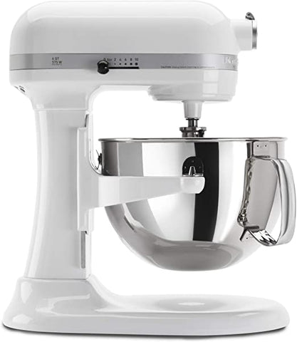 Batidora kitchenaid professional 600 color blanco