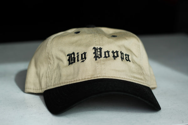 Big Poppa Dad Hat