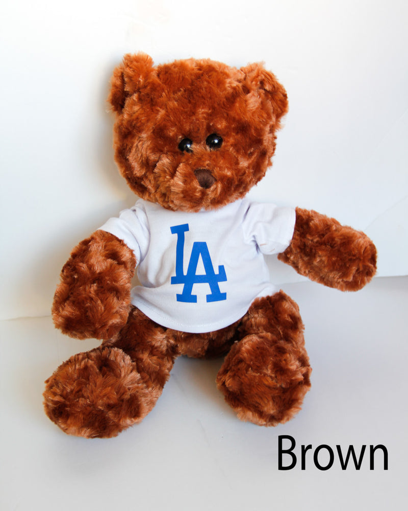 Dodger's Teddy Bear (Custom Available)