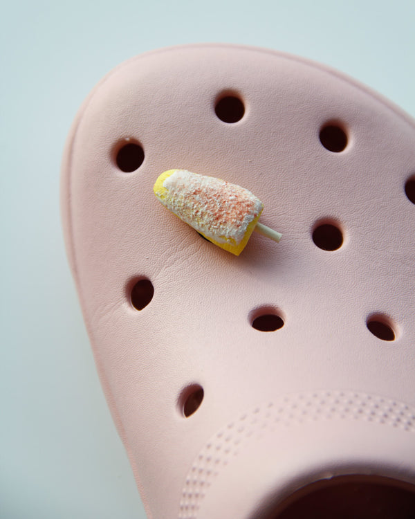 Handmade Elote Charm for Shoes