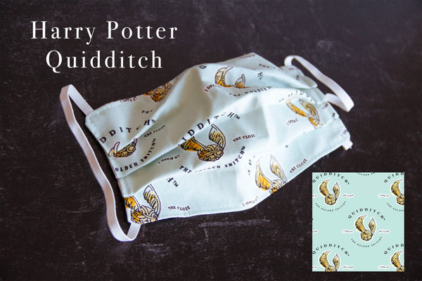 Quidditch Harry Potter Face Mask