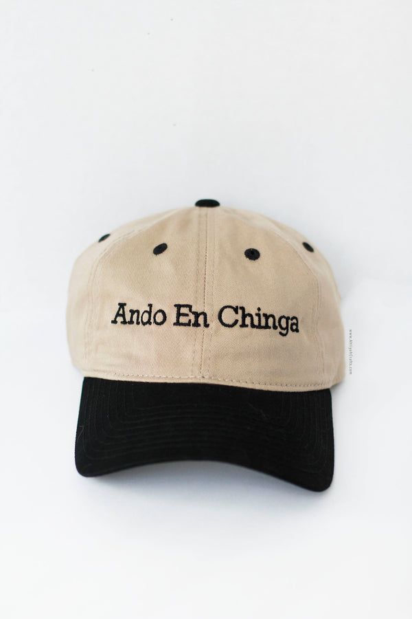Ando En Chinga Dad Hat