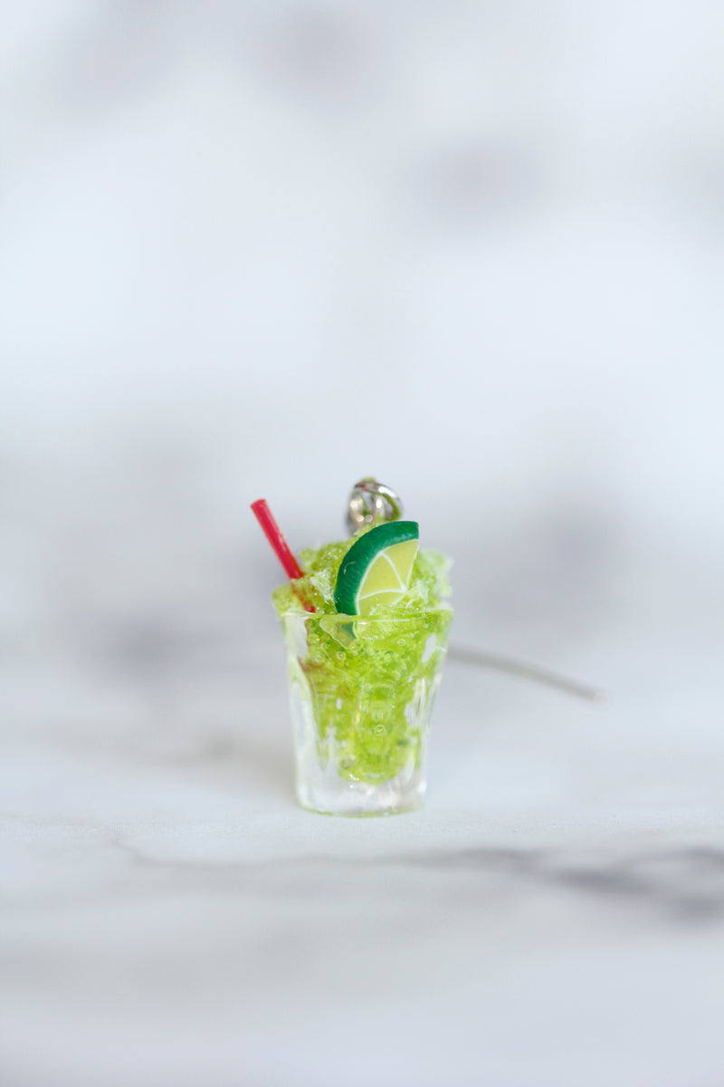 Mini Raspado Earrings