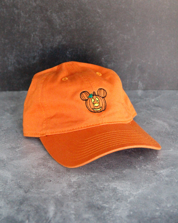 Pumpkin Mickey Hat (BFCM)