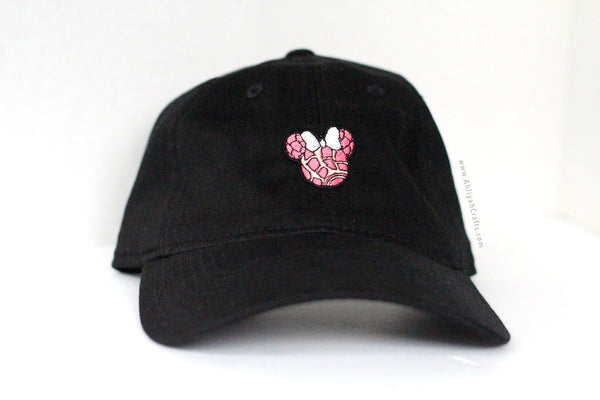 Minnie Pan Dulce Dad Hat
