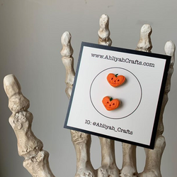 Conch-a'-Lantern Studs (Limited Edition)