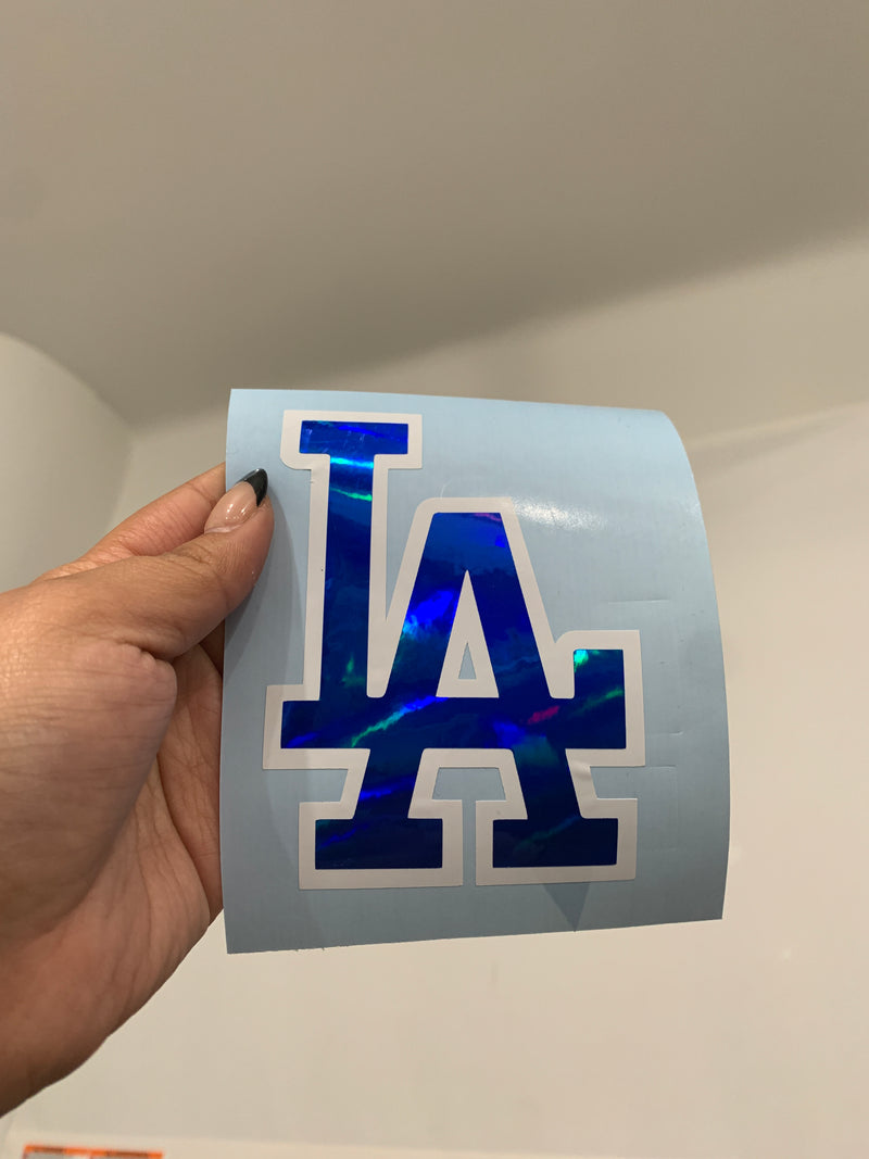 Los Angeles Decals