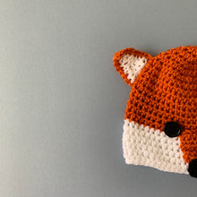 Fox Hat With Cute Face