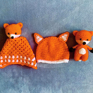 All The Foxes Gift Set