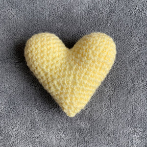 Small Heart Soft Toy