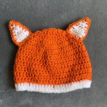 Fox Comforter and Hat Gift Set