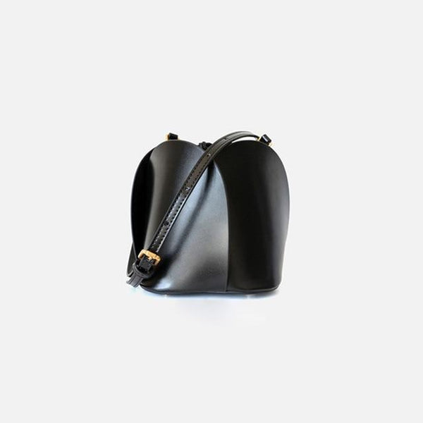 Vaidoza - Elsa Flower Bucket Black