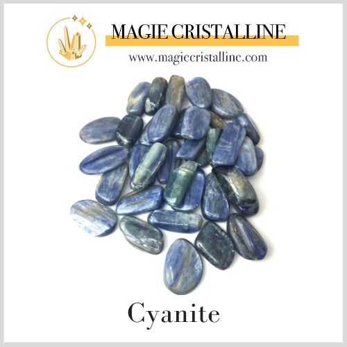 cyanite, kyanite, disthène