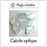 Calcite optique