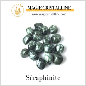 Séraphinite chlinochlore