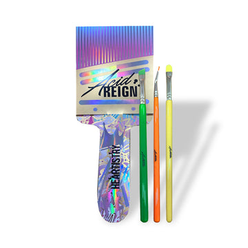 ACID REIGN BRUSH TRIO