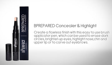 BPREPARED CONCEALER AND HIGHLIGHT