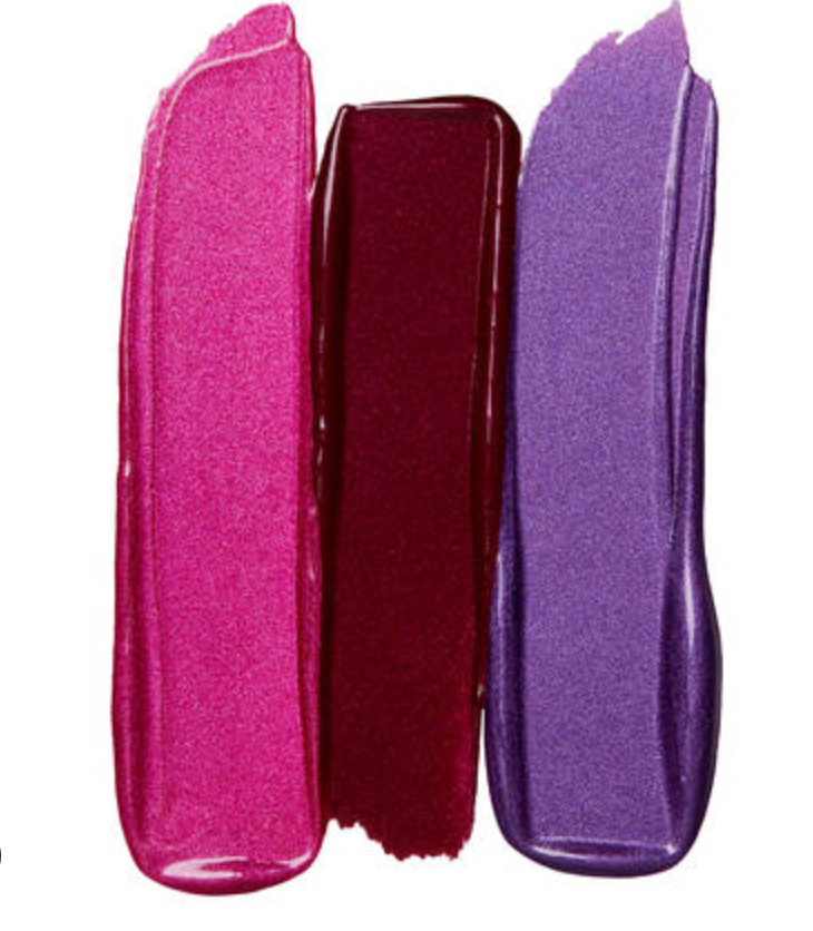 NYX LAND OF LOLLIES METALLIC LIP GLOSS TRIO