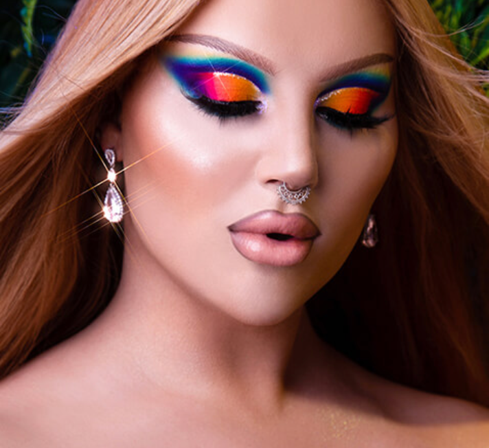 BPERFECT X STACEY MARIE ~ CARNIVAL III LOVE TAHITI PALETTE