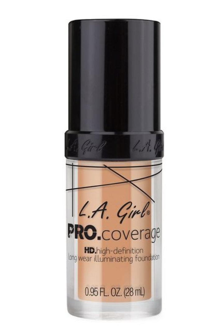 LA GIRL PRO COVERAGE FOUNDATION