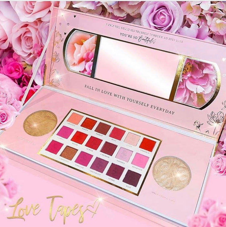 PLOUISE LOVE TAPES PALETTE
