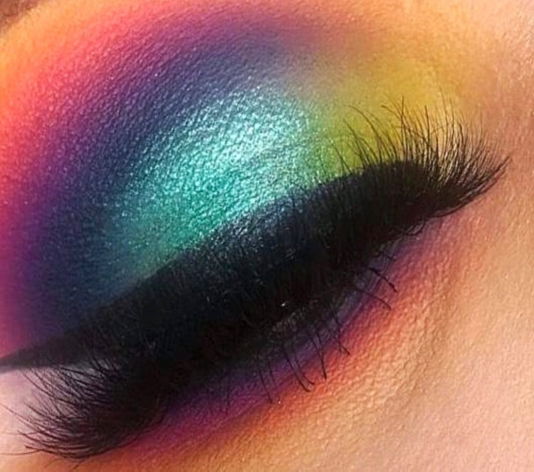 COLOURFUL GLAM MASTERCLASS