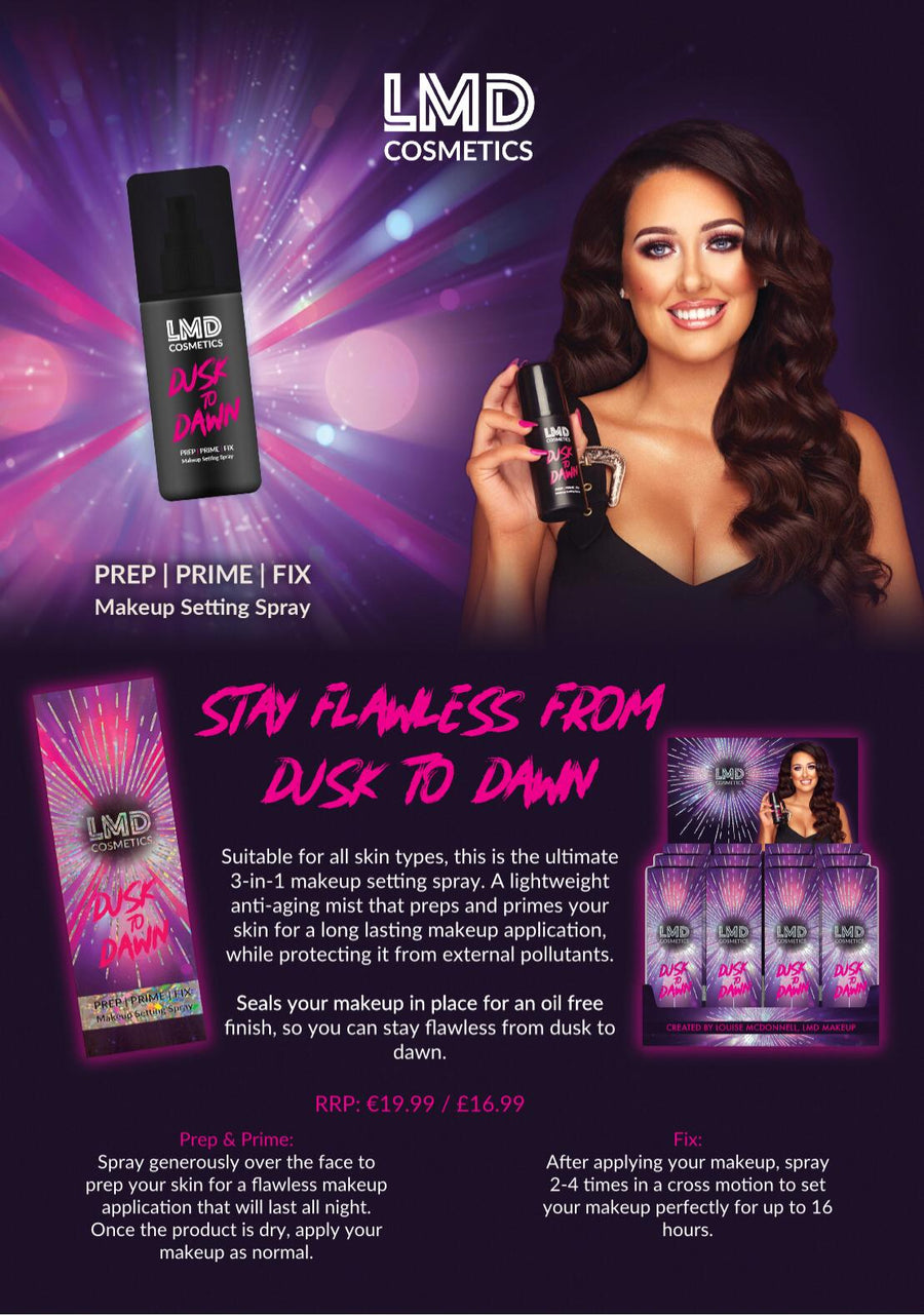 LMD DUSK TO DAWN SETTING SPRAY