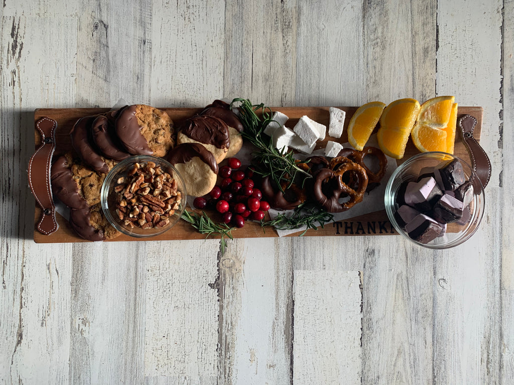 Creating the Perfect Holiday Treat Board