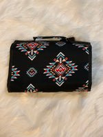 Aztec Makeup Travel Bag