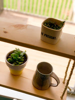Handmade 3 Tier Full Shelf