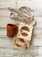 DIY 3 Hole Planter Kit