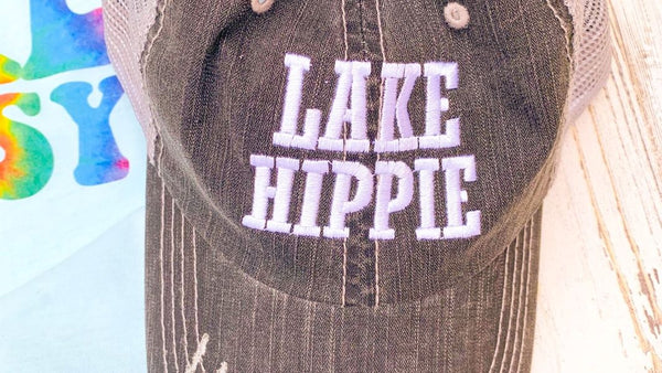 Lake Hippie Hats