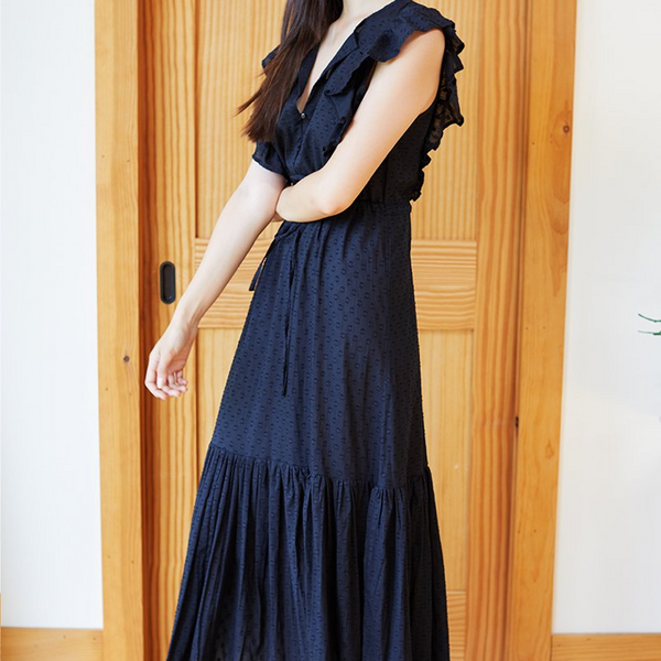 Chandra Dress, Black