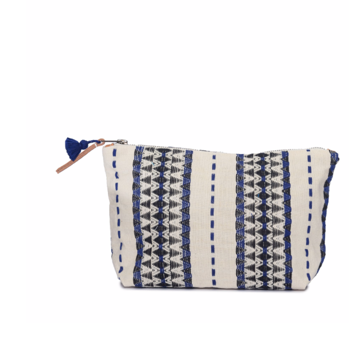 Christina Cosmetic Pouch, Ultramarine