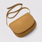 Leather Shoulder Bag, Tan